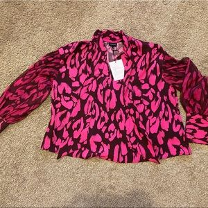 Who What Wear Top NWT